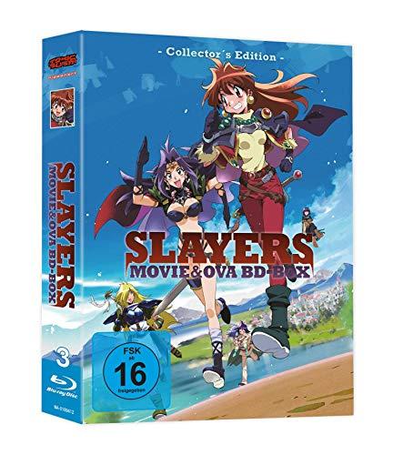 Blu-ray - Slayers - Movies & OVAs Gesamtausgabe [Blu-ray]