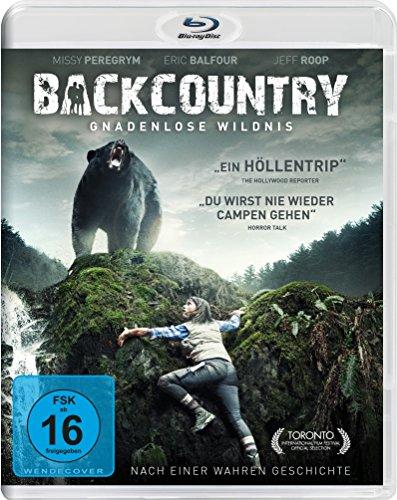 Blu-ray - Backcountry - Gnadenlose Wildnis