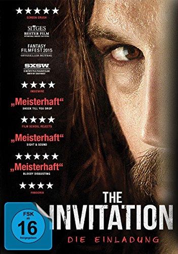 DVD - The Invitation - Die Einladung