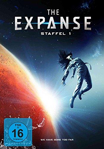DVD - The Expanse - Staffel 1