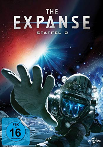 DVD - The Expanse - Staffel 2 [4 DVDs]