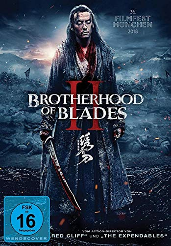 DVD - Brotherhood of Blades 2