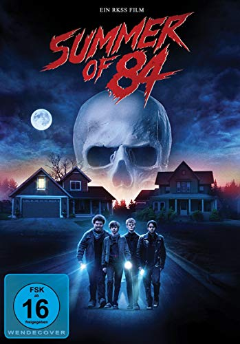 DVD - Summer Of 84