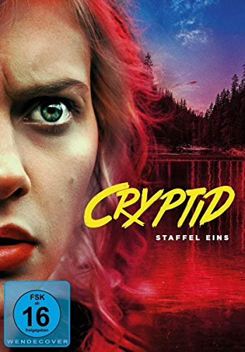 Blu-ray - Cryptid - Staffel 1