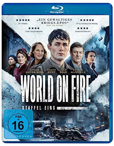 Blu-ray - World On Fire - Staffel 1