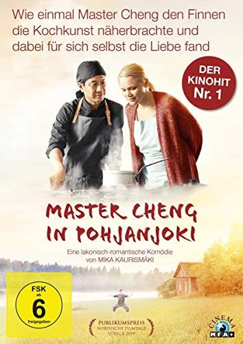 DVD - Master Cheng in Pohjanjoki