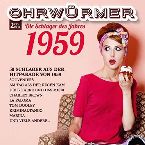 - Ohrwürmer - Die Schlager des Jahres 1959