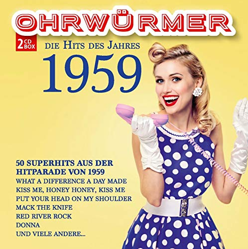 Sampler - Ohrwürmer - Die Hits des Jahres 1959