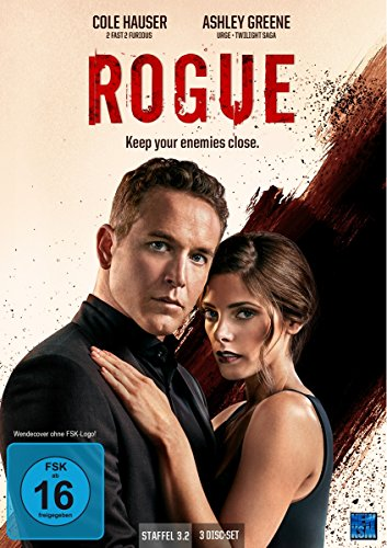 DVD - Rogue - Staffel 3.2/Episoden 11-20 [3 DVDs]