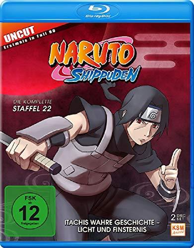 Blu-ray - Naruto Shippuden - Staffel 22