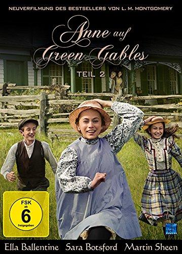 DVD - Anne auf Green Gables 2