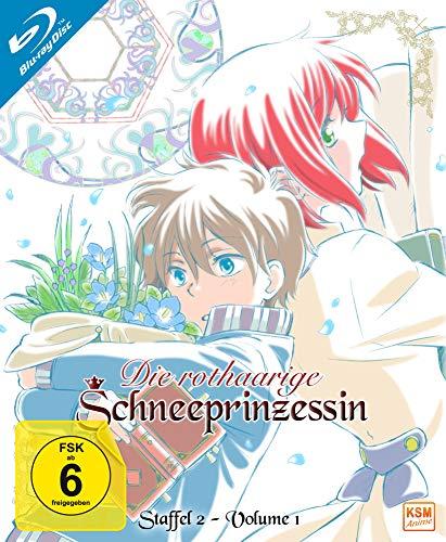 Blu-ray - Die rothaarige Schneeprinzessin - Staffel 2 - Volume 1: Episode 01-04 [Blu-ray]