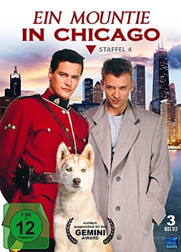 - Ein Mountie in Chicago - Staffel 4 [3 DVDs]