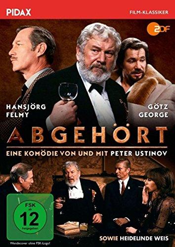 DVD - Abgehört (PIDAX Film-Klassiker)