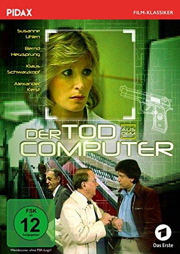 DVD - Der Tod aus dem Computer / Erstklassige Krimispannung mit Starbesetzung (Pidax Film-Klassiker)