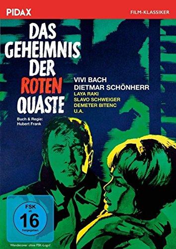 DVD - Das Geheimnis der roten Quaste (PIDAX Film-Klassiker)