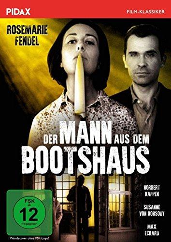 DVD - Der Mann aus dem Bootshaus (PIDAX Film-Klassiker)