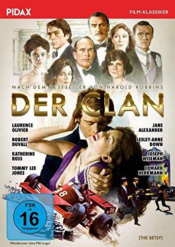DVD - Der Clan (PIDAX Film-Klassiker)