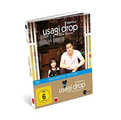 Blu-ray - Usagi Drop - The Movie (Limited MediaBook Edition)