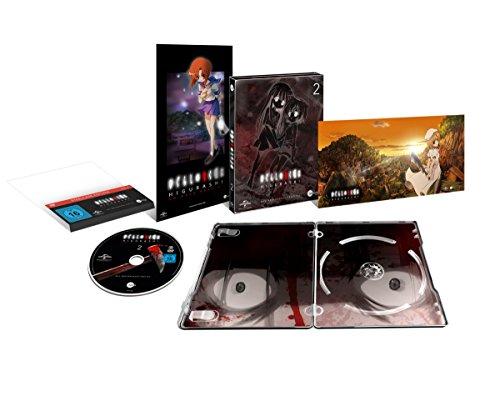 DVD - Higurashi Vol.2 (Steelcase Edition) [Limited Edition]