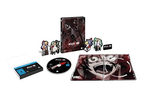 Blu-ray - Higurashi 5 (Limited Steelcase Edition)