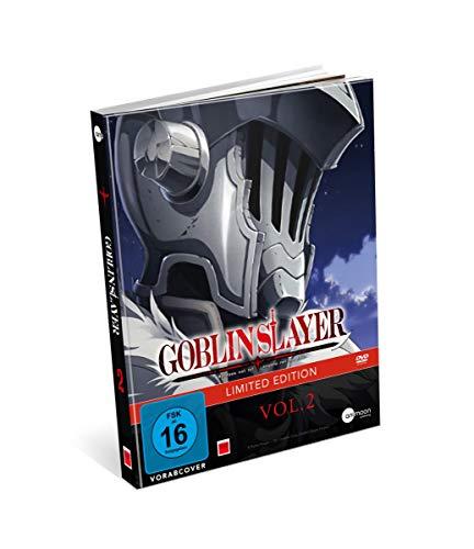 DVD - Goblin Slayer 2 (Limited MediaBook Edition)