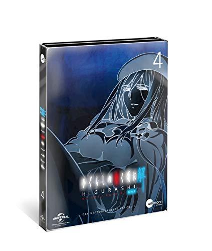 Blu-ray - Higurashi Kai 4 (Steelcase Edition)
