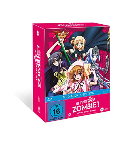 Blu-ray - Is This A Zombie? 1 (Limited MediaBook Edition)