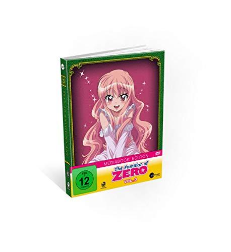 DVD - The Familiar Of Zero - Vol. 3 (Limited MediaBook Edition)