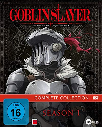 DVD - Goblin Slayer - Staffel 1 (Complete Collection)