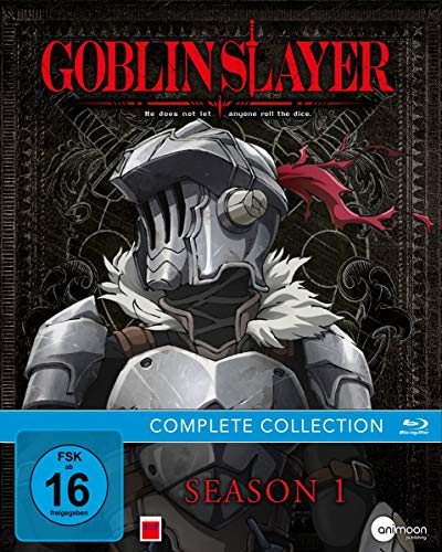 Blu-ray - Goblin Slayer - Staffel 1 (Complette Collection)