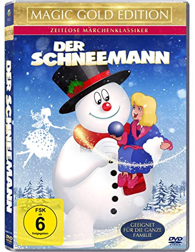 DVD - Der Schneemann (Magic Gold Edition)