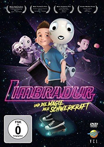 DVD - Limbradur und die Magie der Schwerkraft