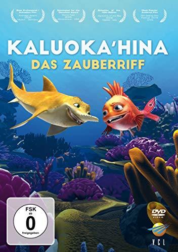 DVD - Kaluoka'Hina - Das Zauberriff