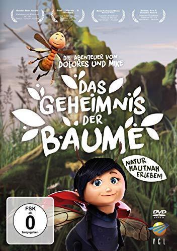 DVD - Das Geheimnis der Bäume - Die Abenteuer von Dolores und Mike