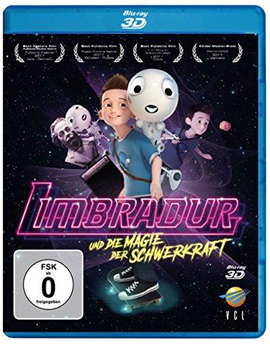 Blu-ray - Limbradur und die Magie der Schwerkraft 3D