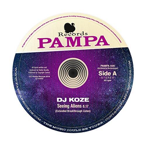 DJ Koze - Seeing Aliens (Maxi) (Vinyl)