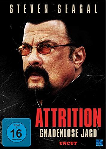 DVD - Attrition - Gnadenlose Jagd (Uncut)