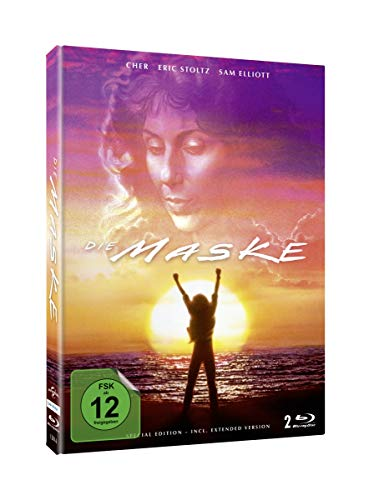 Blu-ray - Die Maske (Limited Special Mediabook Edition)