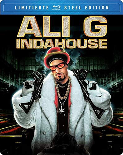 Blu-ray - Ali G InDaHouse (Limited Steelbook Edition)