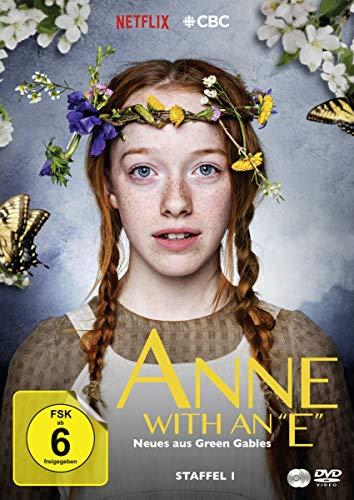 DVD - Anne with an 'E': Neues aus Green Gables - Staffel 1