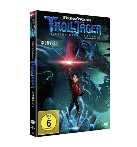 DVD - Trolljäger - Geschichten aus Arcadia - Staffel 2.1