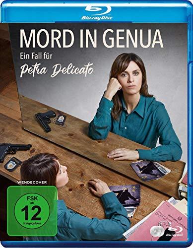Blu-ray - Mord In Genua - Ein Fall für Petra Delicato