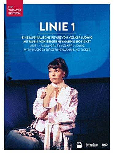 DVD - Linie 1 - Eine musikalische Revue von Volker Ludwig (Live Aufnahme 2006) (Die Theater Edition)