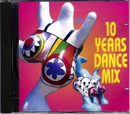 Sampler - 10 Years Dance Mix