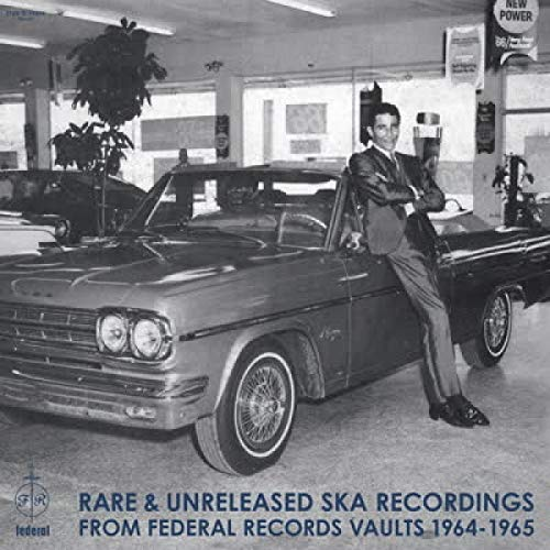 Sampler - Rare & Unreleased Ska Recordings from Federal Records Vaults 1964 - 1965 (Vinyl)