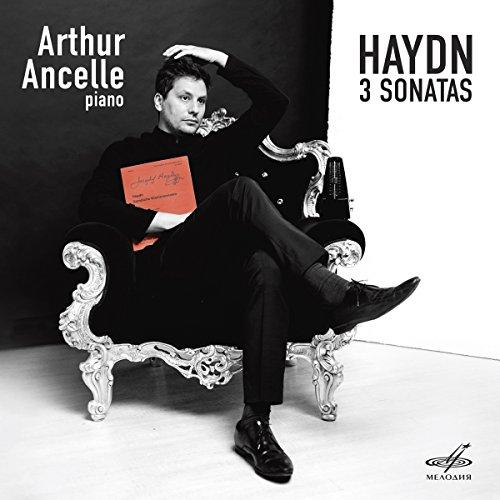 Ancelle , Arthur - Haydn: Sonatas No. 31, No. 30 & No. 62