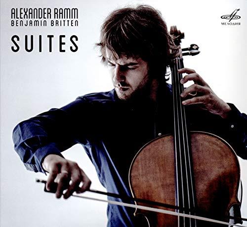 Britten , Benjamin - Britten: Suites (Ramm)