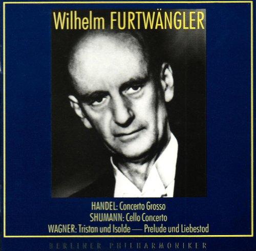 Furtwängler , Wilhelm - Furtwängler 12 (Handel / Schumann & Wagner)