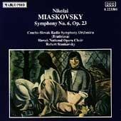 Miaskovsky , Nikolai - Symphony No. 6, Op. 23 (Stankovsky)